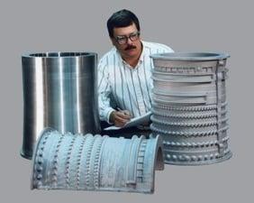 Turbine Engine Case