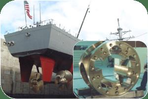 Marine Propulsion Hub